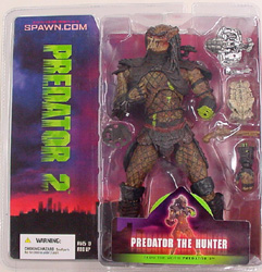 McFARLANE MOVIE MANIACS 6 [2004] PREDATOR THE HUNTER