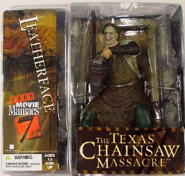 McFARLANE MOVIE MANIACS 7 THE TEXAS CHAINSAW MASSACRE リメイク版 LEATHERFACE