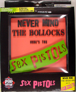 McFARLANE 3D ALBUM COVERS SEX PISTOLS #2