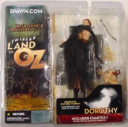 McFARLANE TWISTED LAND OF OZ DOROTHY