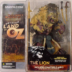 McFARLANE TWISTED LAND OF OZ THE LION [カラーバリエーション]