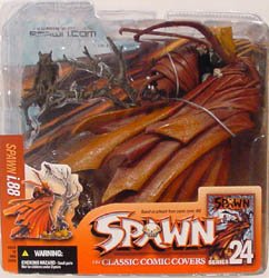 McFARLANE SPAWN 24 SPAWN ウォールマート限定 i.88 [フルマスク]
