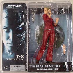 McFARLANE TERMINATOR 3 T-X