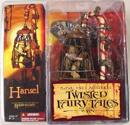 McFARLANE TWISTED FAIRY TALES HANSEL