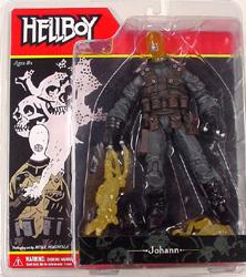 MEZCO コミック版 HELLBOY シリーズ2 JOHANN