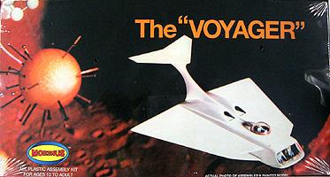 MOEBIUS MODELS THE VOYAGER 組み立て式プラモデル