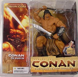 McFARLANE CONAN SERIES 2 CONAN THE WARRIOR