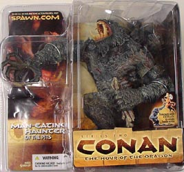 McFARLANE CONAN SERIES 2 MAN-EATING HAUNCER OF THE PITS