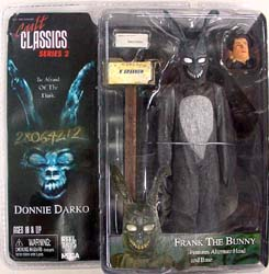 NECA CULT CLASSICS SERIES 2 DONNIE DARKO FRANK THE BUNNY