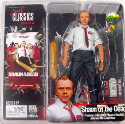 NECA CULT CLASSICS SERIES 4 SHAUN OF THE DEAD SHAUN