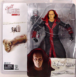 NECA CULT CLASSICS SERIES 5 SAW JIGSAW KILLER