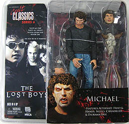 NECA CULT CLASSICS SERIES 6 THE LOST BOYS MICHAEL
