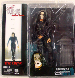 NECA CULT CLASSICS HALL OF FAME SERIES 1 THE CROW ERIC DRAVEN