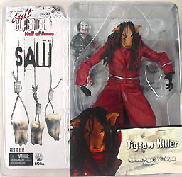 NECA CULT CLASSICS HALL OF FAME SERIES 2 SAW III JIGSAW KILLER