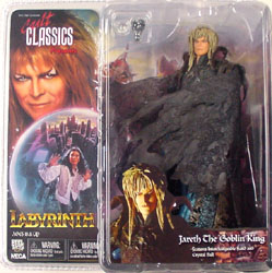 NECA CULT CLASSICS PRESENTS LABYRINTH JARETH THE GOBLIN KING