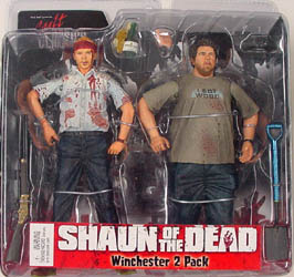 NECA CULT CLASSICS SHAUN OF THE DEAD WINCHESTER 2PACK