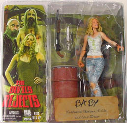 NECA THE DEVIL'S REJECTS BABY