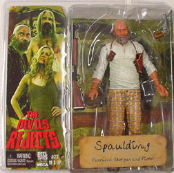 NECA THE DEVIL'S REJECTS SPAULDING