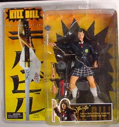 NECA KILL BILL GO-GO