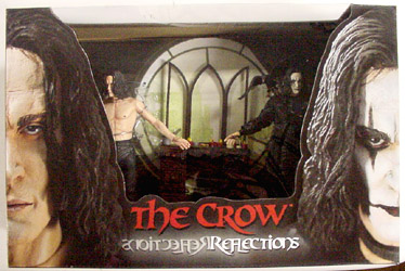 NECA THE CROW REFLECTIONS 7インチ 2PACK DX BOX SET REFLECTIONS