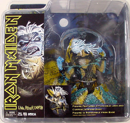 NECA IRON MAIDEN LIVE AFTER DEATH