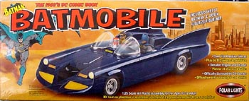 POLAR LIGHTS BATMAN 60S BATMOBILE