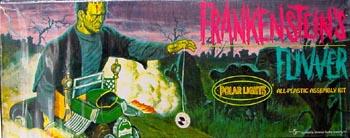 POLAR LIGHTS FRANKENSTEINS FLIVVER