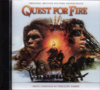 QUEST FOR FIRE 人類創世