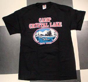 「13日の金曜日」 「キャンプ・クリスタル・ レイク」 FRIDAY THE 13TH CAMP CRYSTAL LAKE