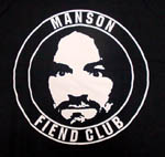 「チャールズ・マンソン (FIEND CLUB)」 CHARLES MANSON (FIEND CLUB)
