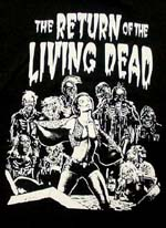 「バタリアン」 RETUREN OF THE LIVING DEAD