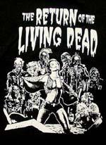 「バタリアン」 RETUREN OF THE LIVING DEAD