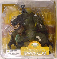 McFARLANE SPAWN REBORN 2 COLLECTOR'S CLUB限定 HEAP
