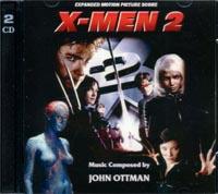 X-MEN 2 エックス-メン 2 2枚組