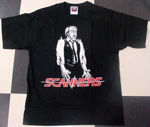 「スキャナーズ」 SCANNERS