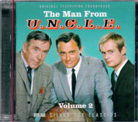 THE MAN FROM U.N.C.L.E. VOLUME 2 ナポレオン・ソロ VOLUME 2