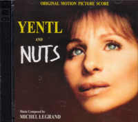 YENTL 愛しのイエントル / NUTS ナッツ 2作収録