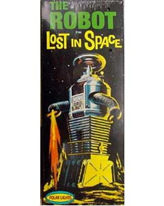 POLAR LIGHTS  LOST IN SPACE THE ROBOT