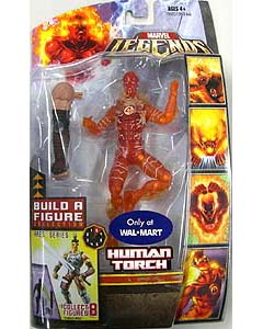 HASBRO MARVEL LEGENDS ARES SERIES VARIANT HUMAN TORCH
