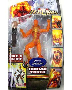 HASBRO MARVEL LEGENDS ARES SERIES HUMAN TORCH