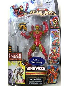 HASBRO MARVEL LEGENDS ARES SERIES HEROES REBORN IRON MAN