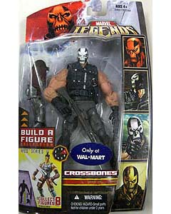 HASBRO MARVEL LEGENDS ARES SERIES CROSSBONES