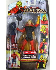 HASBRO MARVEL LEGENDS RED HULK SERIES ADAM WARLOCK 台紙傷み特価