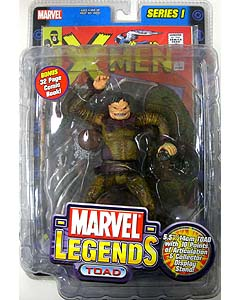 TOYBIZ MARVEL LEGENDS 1 TOAD