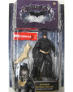MATTEL BATMAN THE DARK KNIGHT 6インチ BATMAN BEGINS