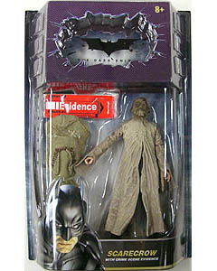 MATTEL BATMAN THE DARK KNIGHT 6インチ SCARECROW