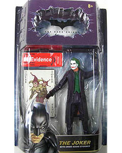 MATTEL BATMAN THE DARK KNIGHT 6インチ THE JOKER ブリスター傷み特価