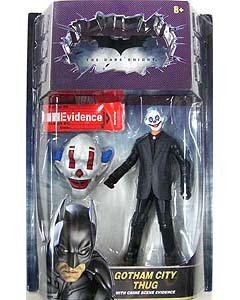 MATTEL BATMAN THE DARK KNIGHT 6インチ GOTHAM CITY THUG #2