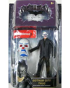MATTEL BATMAN THE DARK KNIGHT 6インチ GOTHAM CITY THUG #1