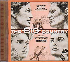THE BIG COUNTRY 大いなる西部